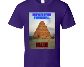 Ancestors_not_aliens T Shirt