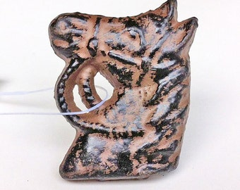 Rustic Cast Iron Horse Head Cabinet Knob Or Pull