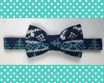 Baby bow tie for Christmas
