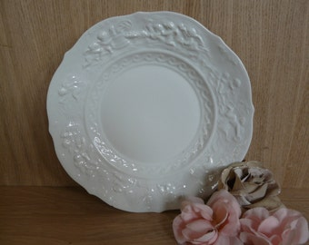 FRANCE, former plates decorated Angel