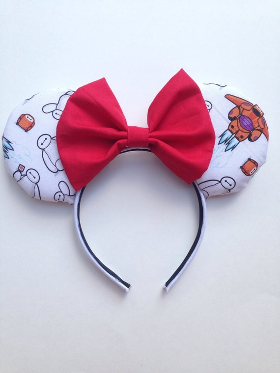 Baymax ears!