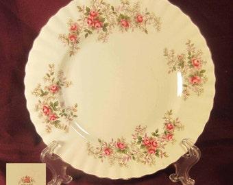 Royal Albert LAVENDER ROSE Bone China Salad Plate - Made in England