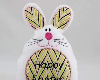 ITH Easter Bunny Stuffy - 5 x 7 and 6 x 10