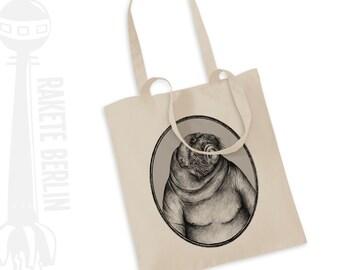 Tote Bag  'walrus'