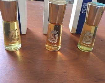 Vintage LiLi fragrance samples Set of 3