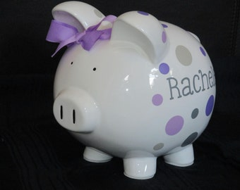 Personailized Piggy Banks
