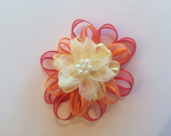 Fall Season Barrette