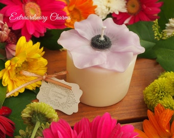 Anemone Candle   *Violet*