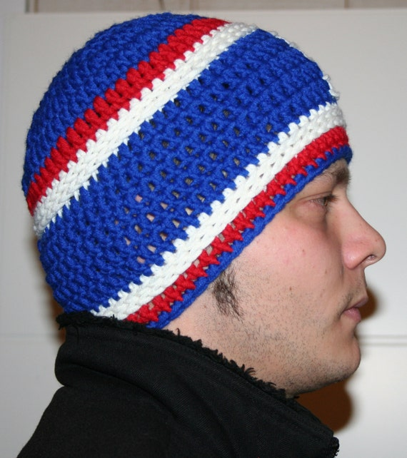 Football Team Crochet Beanie PATTERN From TifanisCreations