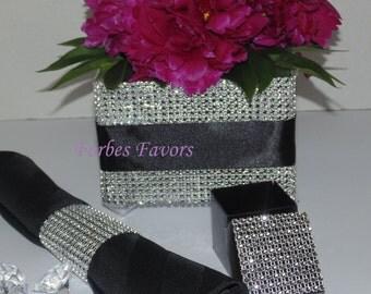Glamorous Bling Top Favor Box