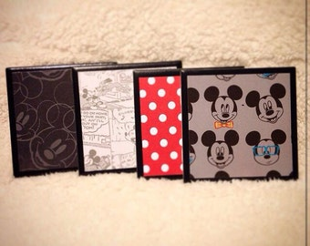 Mickey Mouse Coaster Set