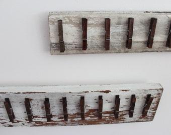 Antique Barn Wood Headband & Bow Holder
