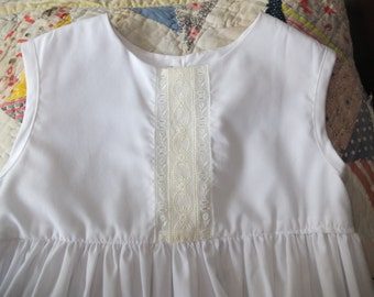 Versatile Heirloom Slip Dress