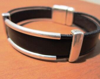 Man Gifts, Cuff Bracelet, Cuff leather Bracelet, Bracelet, Bangle Bracelets, Bangle, mens bracelets, mens jewelry, leather cuff