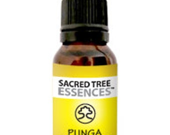 PUNGA AMARILLA ESSENCE - Amazonian Shamanic Sacred master plant remedy - Handmade by a Master Shaman in the Peruvian Jungle.