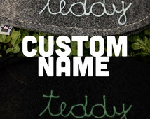 Custom Name on your pair of Slippers
