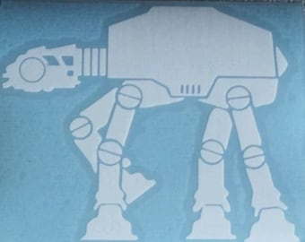 AT-AT Star Wars Walker decal