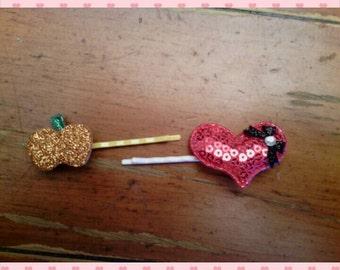 Bobby pins - set of 2