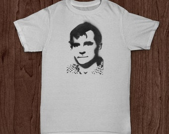 Jack Kerouac (Custom Author T-Shirt)