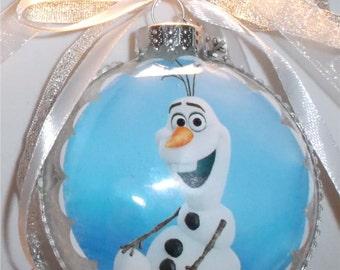 Frozen ornament | Etsy