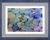 """Original alcohol ink painting on paper 14 x 21 cm (5,51"""" x 8,26"""") Signed. It is sent by post."""