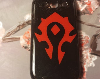 FOR THE HORDE! - 1pc Phone Case