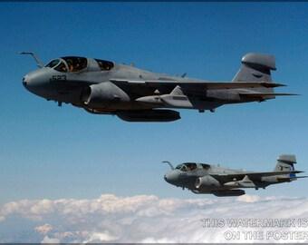 24x36 Poster; Ea-6B Prowler P3