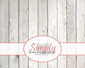 5'x5' Save 40% Today, Vinyl Backdrop, White Wood , Photography Backdrop // Simply Photodrops Premium vinyl backdrop