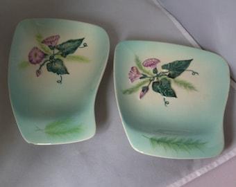 Carltonware dishes, Wild Rose pattern