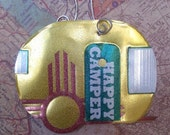 Ornament - Whimsical Hanging Ornaments Made From Recycled Material.  My Ornaments Are Made to Delight And Amuse You.
