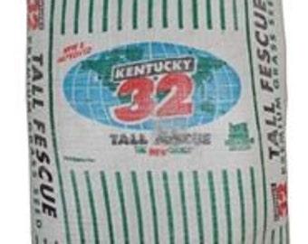 Kentucky 32 Tall Fescue Grass Seed