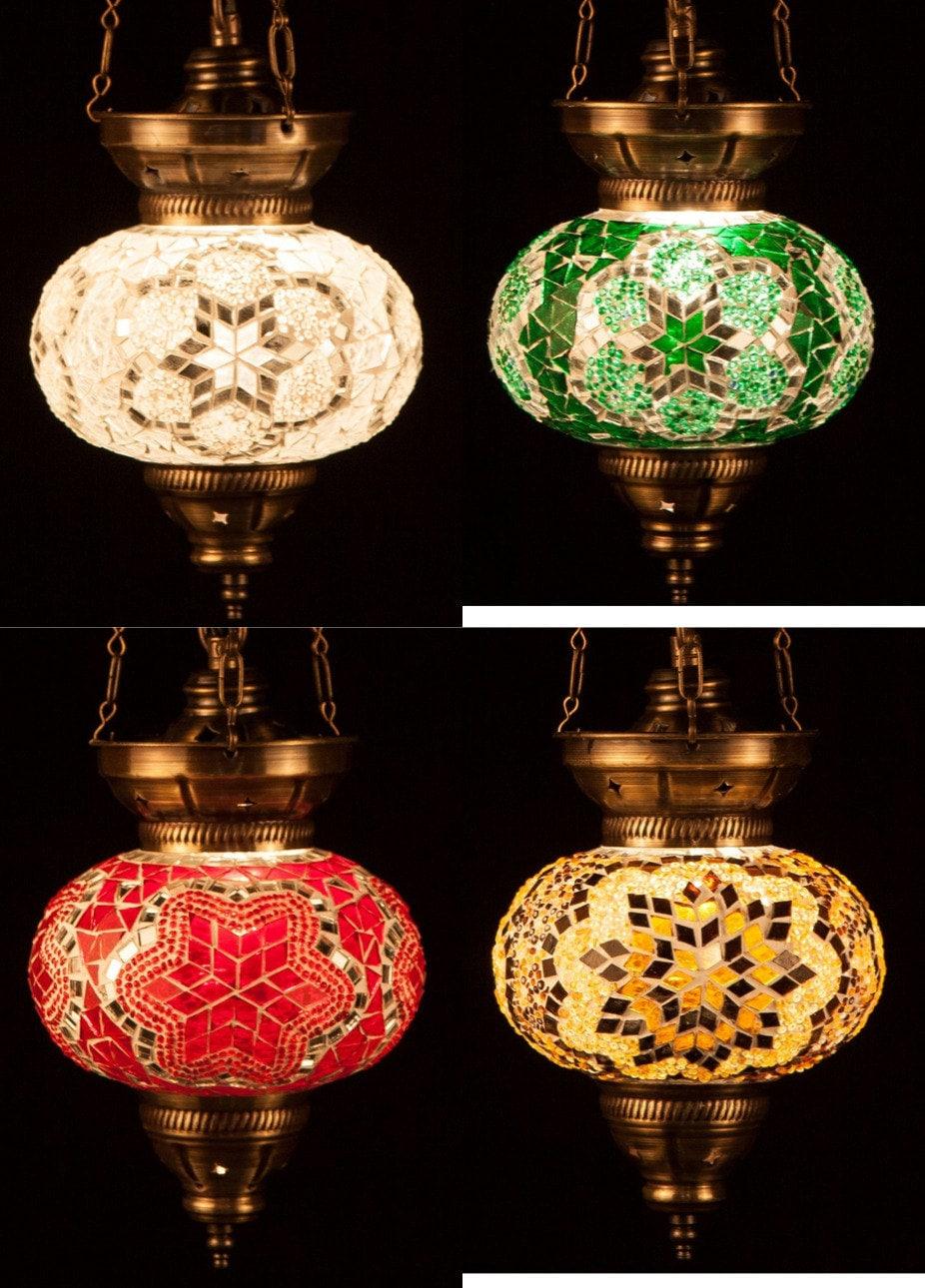 Hanging Arabian Lamps Moroccan Lantern ChandelierTurkish