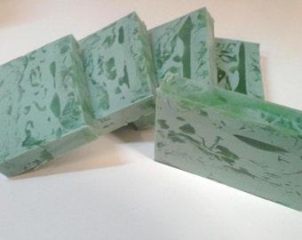 Fresh Cut Grass Soap - Goats Milk and Glycerin