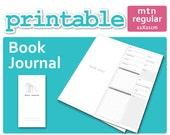 Book Journal for Midori Traveler's Regular Size