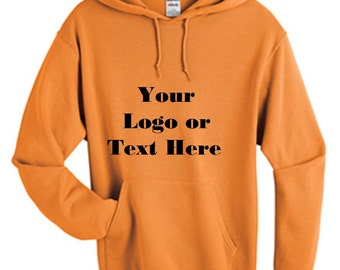 Custom Personalized Design Your Own Hoodie Sweatshirt