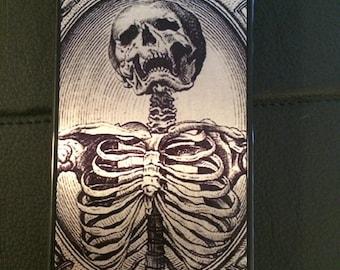 Skeleton Portrait Phone Case