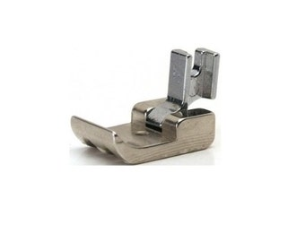 """1/4"""" Double Welting Piping Foot for Singer Low Shank Sewing Machine"""