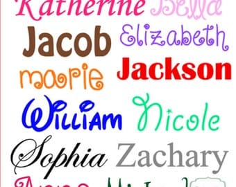 Custom Vinyl Decal Personalized DIE CUT Decal DIY Decal - Custom vinyl decals diy