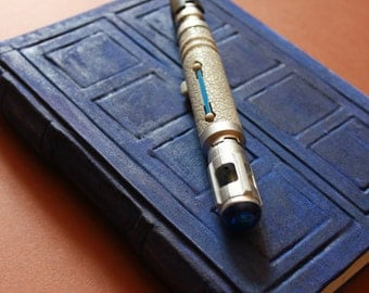 TARDIS notebook HANDMADE Doctor Who River Song' diary