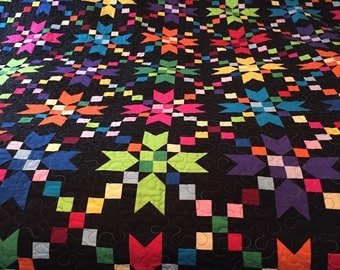 Custom King Size Quilt Blakfords Beauty