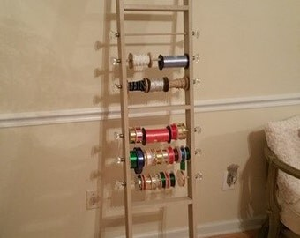 Ribbon Holder Ladder