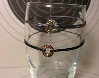 Bracelet sleeve 9mm gold plated