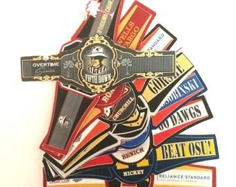 Custom Cigar Bands (Cigar Labels)