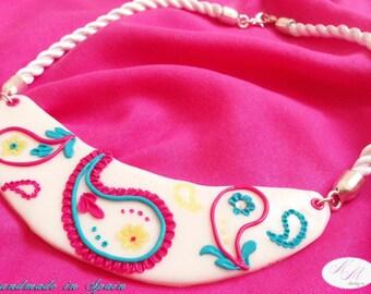 """Necklace """"Persian Fantasy"""""""