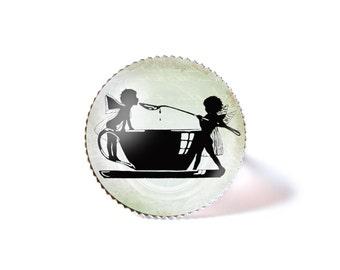 Tea fairies ring