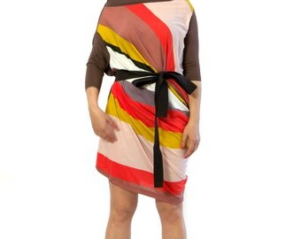 New collection/Summer asymmetrical top/Maxi dress/Plus size Kaftan/Oversize Long Sleeves Tunic/Party plus size Dress/Asymmetrical top/D1374