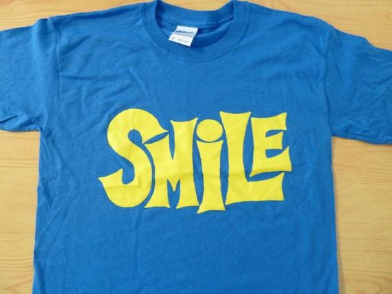 Brian Wilson Smile Shirt Beach Boys Smile T-shirt Brian