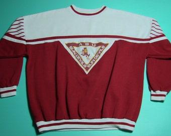 1990 ASU Sun Devils Large Sweatshirt by Winning Streak