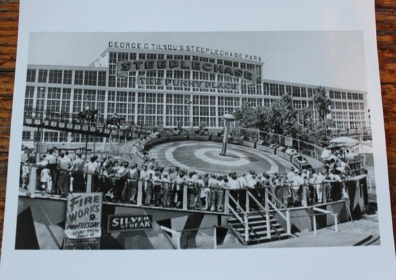 a history of coney island in the 20th century This perspective surely has dominated historical analyses of leisure-as   especially in its glory years of the early 20th century, coney island crowds  inspired.