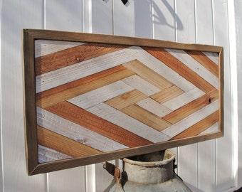Reclaim wood Wall Hanging